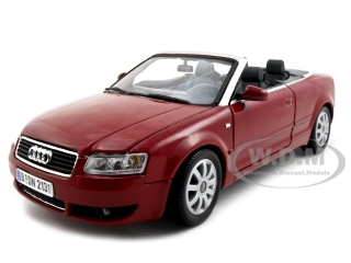 Audi_A4_Red_Convertible_118_Diecast_Model_Car_by_Motormax