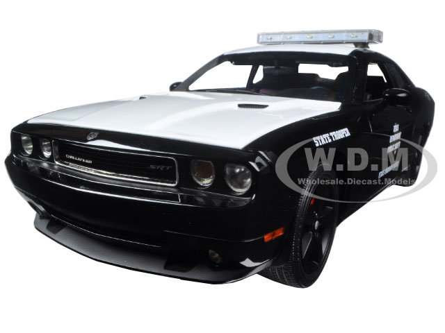 Dodge Challenger SRT8 Texas Highway Patrol with working LED Light Bar Limited Edition
