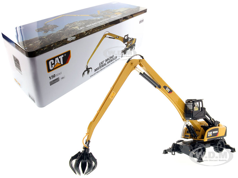 CAT Caterpillar 3049 Material Handler with Operator