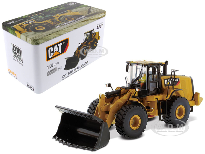 CAT Caterpillar 972M Wheel Loader with Operator