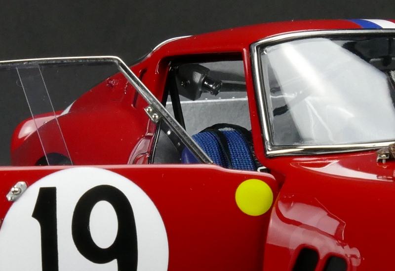 1962 Ferrari 250 GTO #19 Le Mans Limited Edition