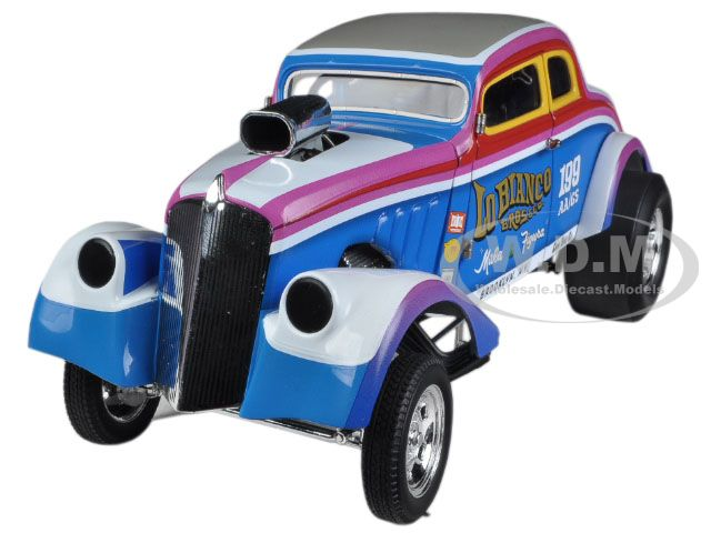 1933 Willys Lo Bianco Brothers 1/18 Diecast