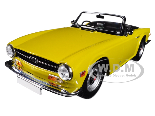 1973_Triumph_TR6_Convertible_LHD_Left_Hand_Drive_Yellow_Limited_Edition_to_402_pieces_Worldwide_118_Diecast_Model_Car_by_Minichamps