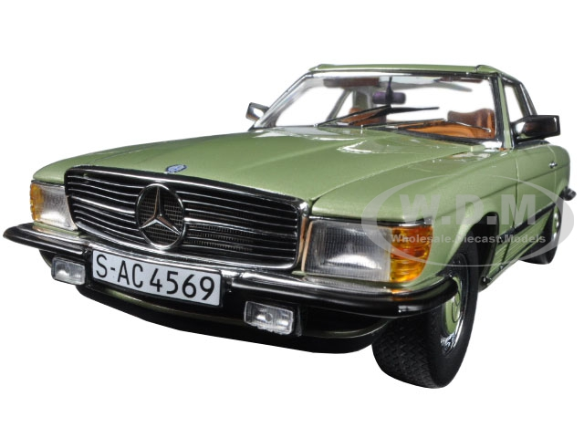 1977 Mercedes 350 SL Hard Top Coupe