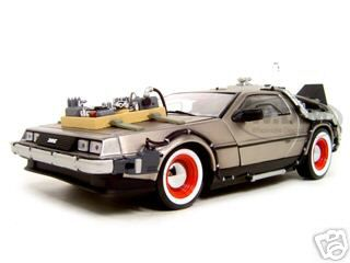 Delorean_Time_Machine_From_Back_To_The_Future_III_Movie_118_Diecast_Model_Car_by_Sunstar