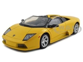 Lamborghini_Murcielago_Roadster_Yellow_124_Diecast_Model_Car_by_Motormax