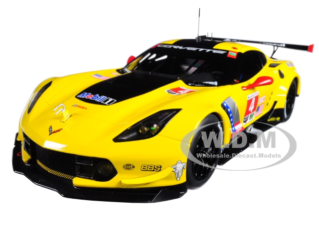 Chevrolet_Corvette_C7_R_4_Oliver_Gavin__Tommy_Milner_Winners_Lime_Rock_2016_The_100th_Win_of_Corvette_Racing_Team_118_Model_Car_by_Autoart