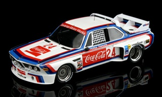 1976 BMW 3.0 CSL 24 BMW Motorsports/Coca Cola Daytona 24hrs 1/43 by True Scale Miniatures