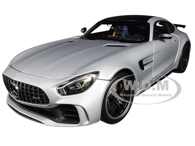 2017_Mercedes_AMG_GT_R_Iridium_Silver_118_Diecast_Model_Car_by_Almost_Real