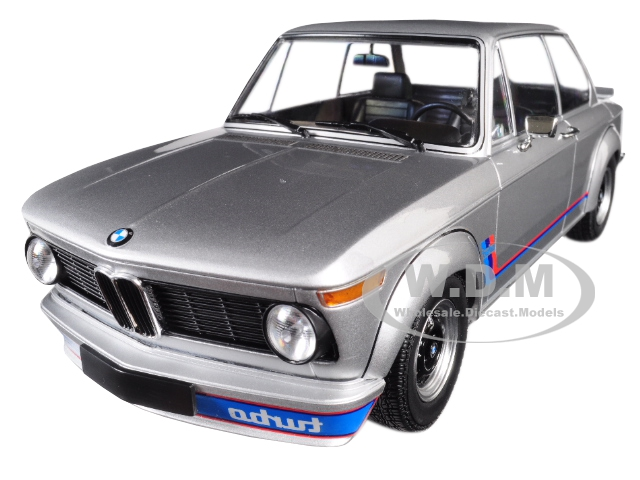1973_BMW_2002_Turbo_Silver_with_Stripes_118_Diecast_Model_Car_by_Minichamps
