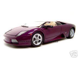 Lamborghini_Murcielago_Roadster_Lavender_118_Diecast_Model_Car_by_Maisto