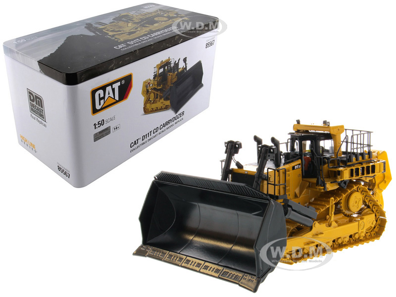 CAT Caterpillar D11T CD Carrydozer with Operator