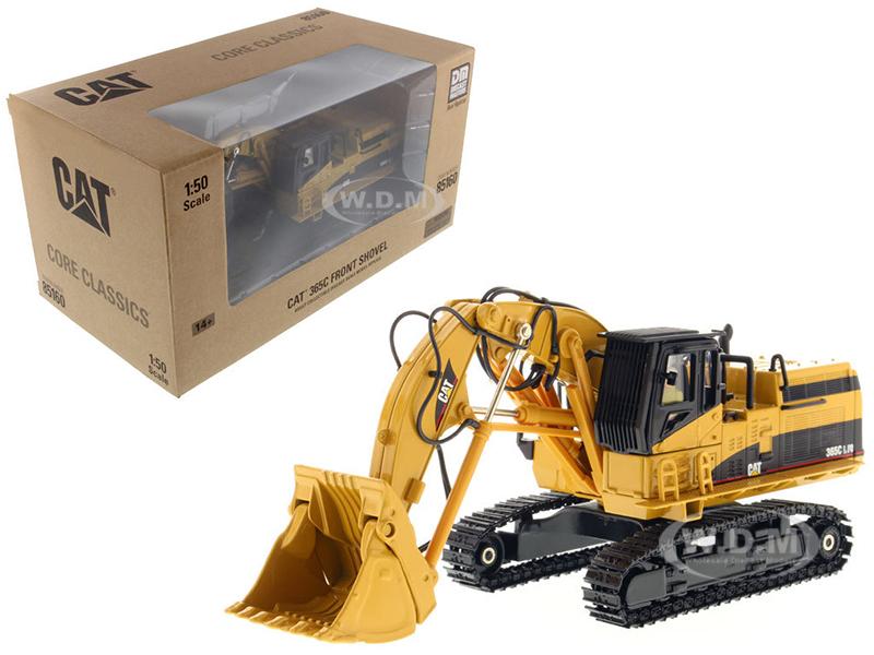 CAT Caterpillar 365C Front Shovel with Operator