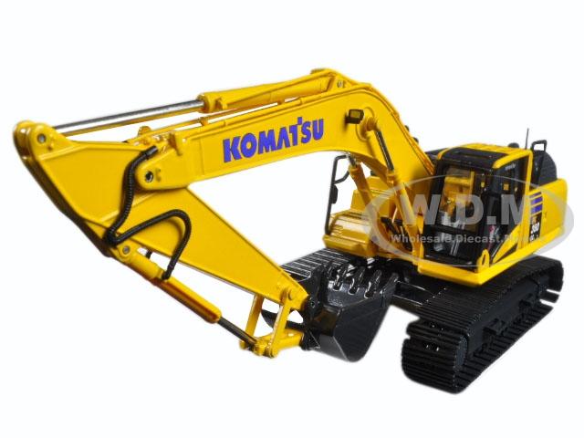 Komatsu PC360LC-11 Excavator 1/50 Diecast Model Car by First Gear