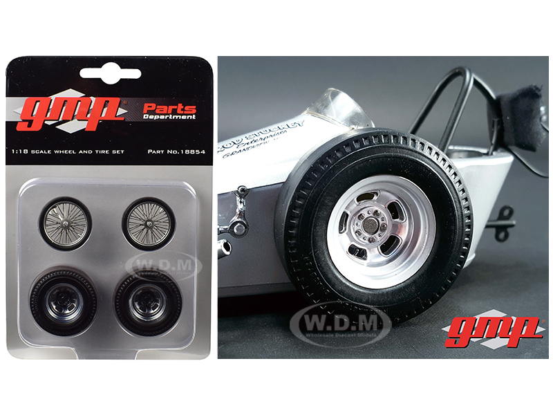 Wheels and Tires Set of 4 from