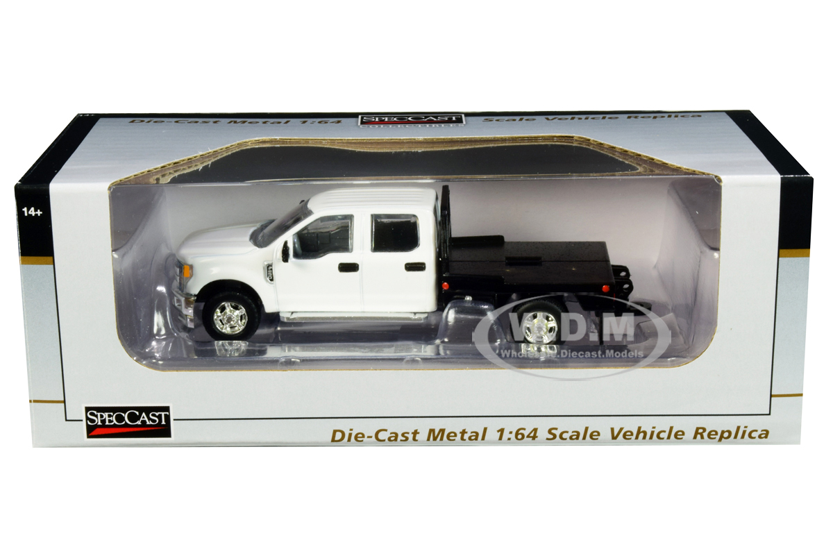 Ford_F250_Truck_with_Flatbed_White_164_Diecast_Model_Car_by_SpecCast