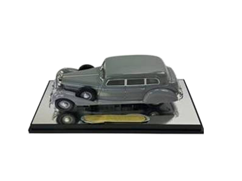 1938 Mercedes 770K Sedan Grey 1/43 Diecast Car Model by Signature Models