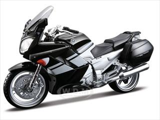 2006 yamaha fjr 1300 black bike 112 motorcycle by maisto