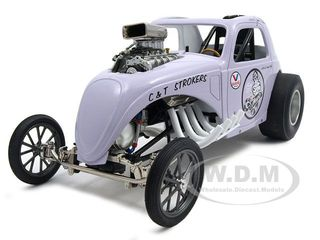 """Jim Miles """"Magic Muffler"""" Altered Fiat NHRA Diecast Car Model 1/18 1 of 1250 Produced by GMP"""