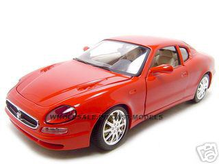 Maserati 3200 GT Coupe Red 1/18 Diecast