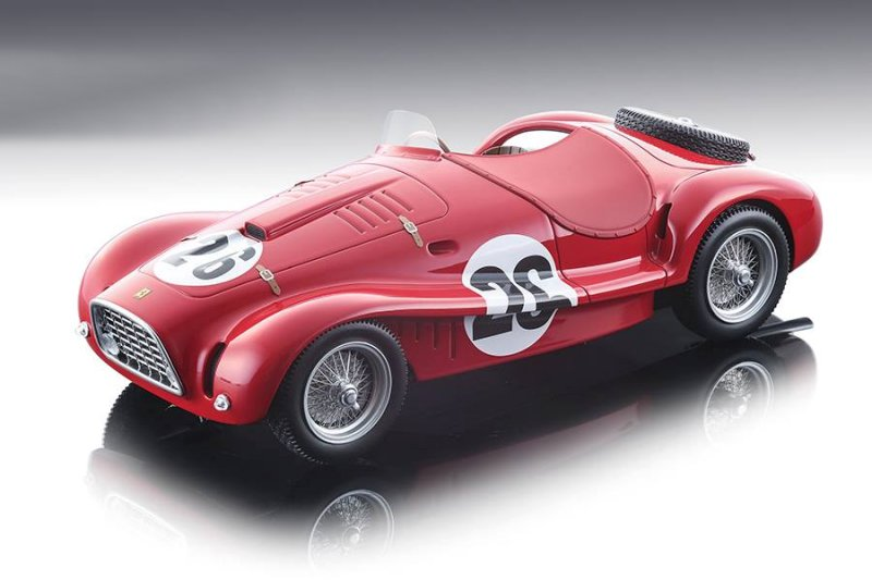 Ferrari_225_S_Spyder_Vignale_26_Antonio_Stagnoli_3rd_Place_1952_GP_Portugal_Mythos_Series_Limited_Edition_to_90_pieces_Worldwide_118_Model_Car_by_Te