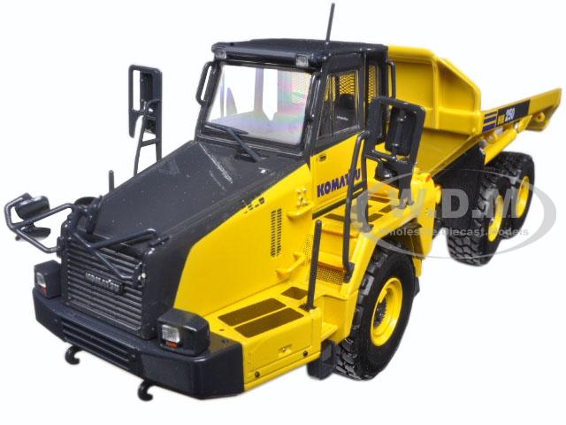 Komatsu HM250 Articulated Dump Truck 1/50 Diecast Model Car by First Gear