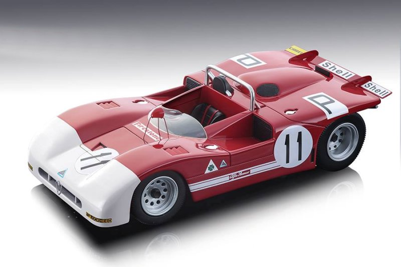 Alfa_Romeo_T333_11_A_de_Adamich_H_Pescarolo_4th_Place_Nurburgring_1000km_1971_Mythos_Series_Limited_Edition_to_100_pieces_Worldwide_118_Model_Ca