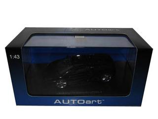 Lamborghini Gallardo LP560-4 Black 1/43 Diecast Model Car by Autoart