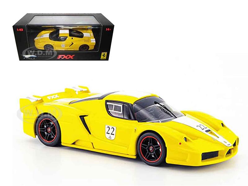 Ferrari_Enzo_FXX_Yellow_22_Elite_Limited_Edition_143_Diecast_Model_Car_by_Hotwheels