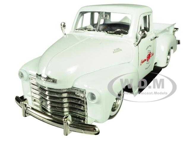 1953 Chevrolet 3100 Pickup Truck White