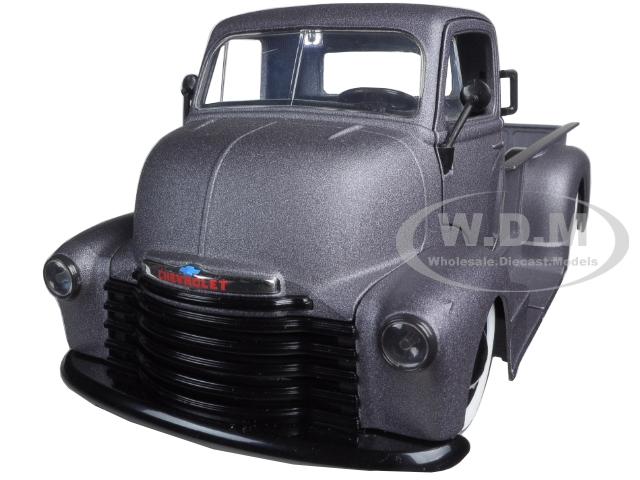1952 Chevrolet Coe Pickup Truck Matt Grey