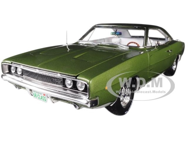 1968 Dodge Charger R/T Medium Green Metallic
