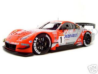 Nissan_Fairlady_Z_JGTC_2004_Xanavi_Nismo_1_Diecast_Model_118_Die_Cast_Car_By_Autoart