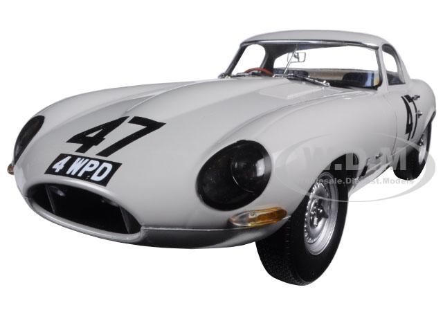 1963 Jaguar Lightweight E-Type 47