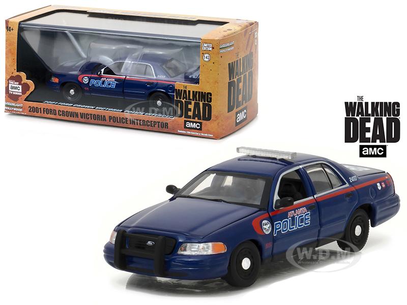 2001 Ford Crown Victoria Atlanta Police Interceptor