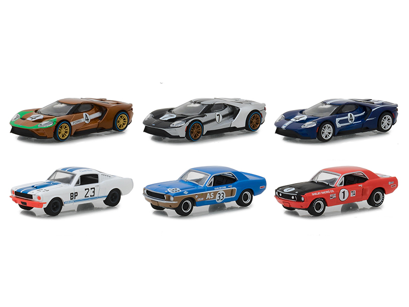 Ford_Racing_Heritage_Series_2_Set_of_6_Cars_164_Diecast_Models_by_Greenlight