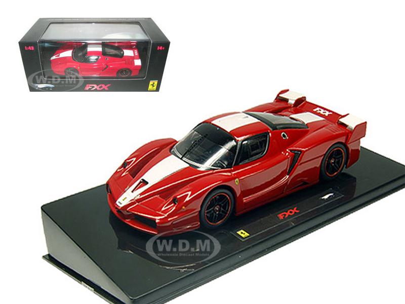 Ferrari_Enzo_FXX_Red_Elite_Limited_Edition_143_Diecast_Model_Car_by_Hotwheels