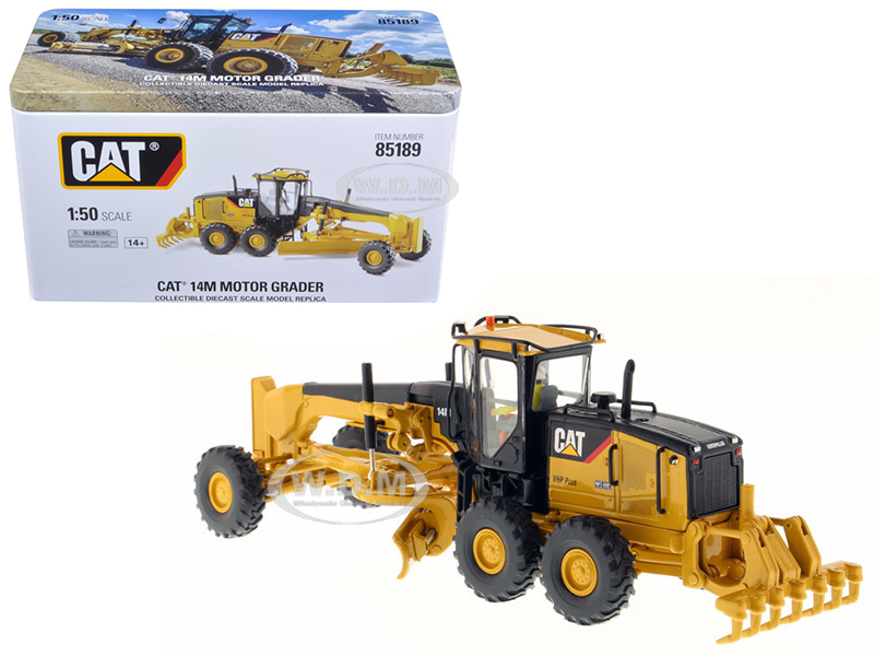 CAT Caterpillar 14M Motor Grader with Operator