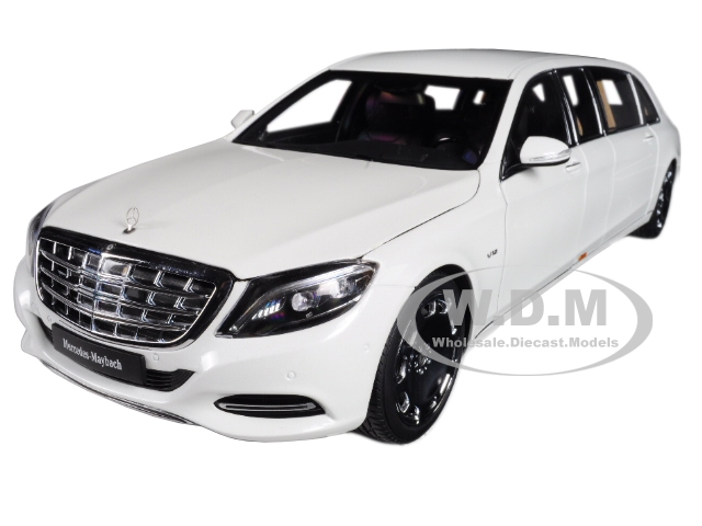 Mercedes_S_600_Maybach_Pullman_White_118_Model_Car_by_Autoart