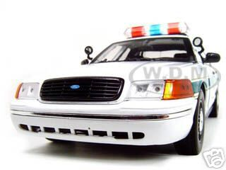 Ford_Crown_Victoria_Border_Patrol_Car_118_Diecast_Model_Car_by_Motormax