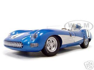 1957 Chevrolet Corvette SS Diecast Model Blue