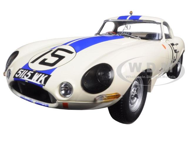 1963 Jaguar Lightweight E-Type 15