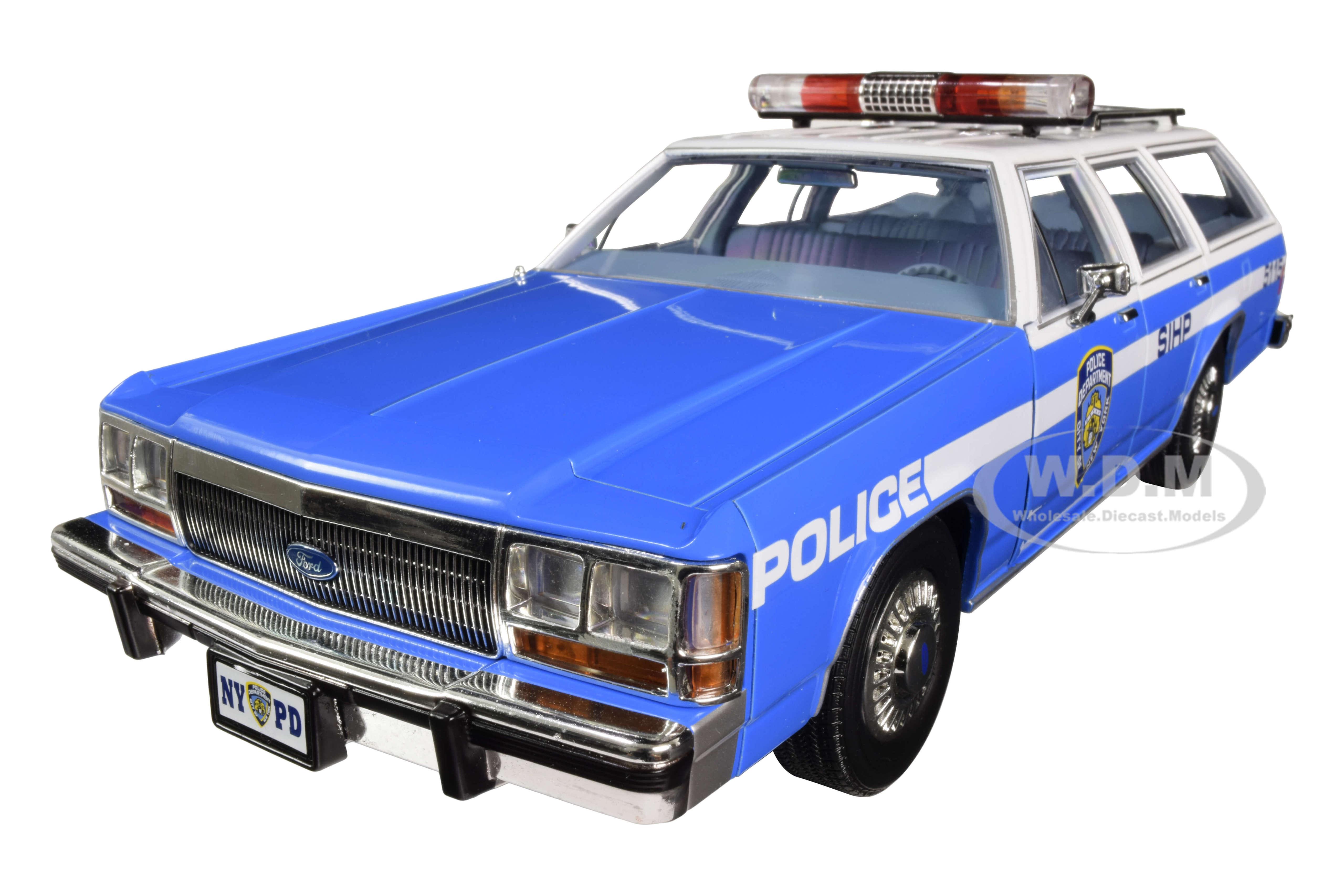 1988 Ford LTD Crown Victoria Wagon