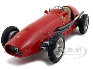 1953 The Super Ferrari 500 F2 1/18 Diecast Model Car by CMC