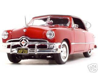 1950_Ford_Soft_Top_Red_118_Diecast_Model_Car_by_Maisto
