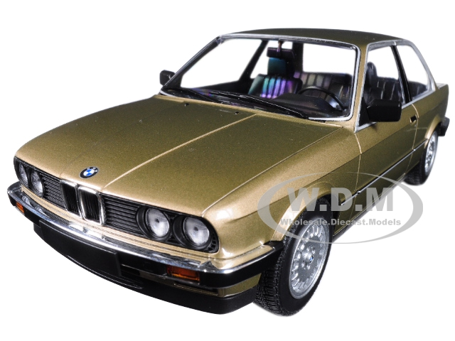 1982_BMW_323i_Brown_Metallic_Limited_Edition_to_504_pieces_Worldwide_118_Diecast_Model_Car_by_Minichamps