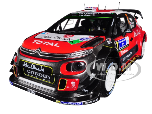 Citroen_C3_WRC_7_K_Meeke_P_Nagle_Winner_2017_Mexico_118_Diecast_Model_Car_by_Norev