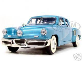 1948_Tucker_Torpedo_Blue_118_Diecast_Model_Car_by_Road_Signature