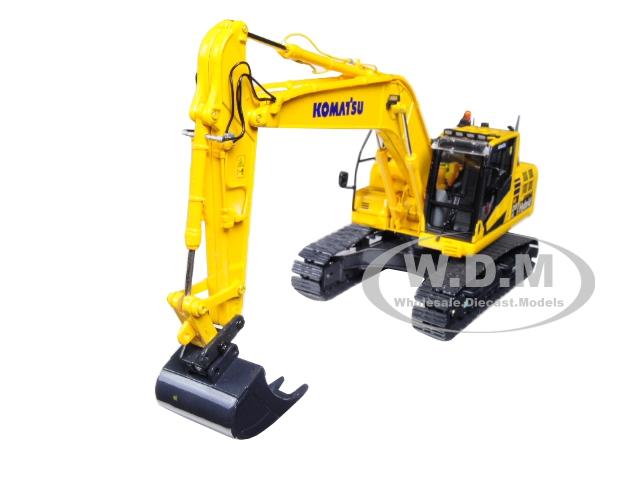 Komatsu HB215LC-2 Excavator 1/50 Diecast Model by First Gear