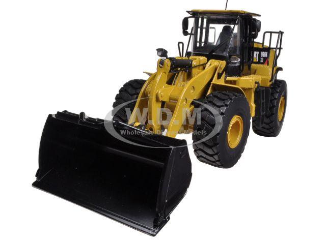 CAT Caterpillar 966K XE Wheel Loader with Advanced Powertrain 1/50 Diecast Model by Tonkin Replicas